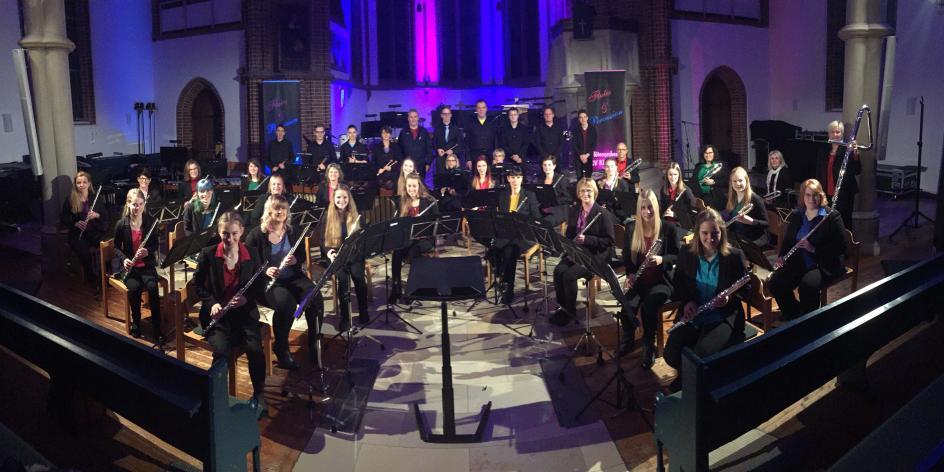 Flutes & Percussion, Flötenorchester SV Kirchweyhe