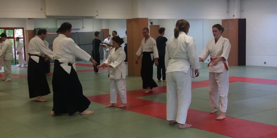 Aikido - Allgemeiner Turn- und Sportverein Bremen von 1860