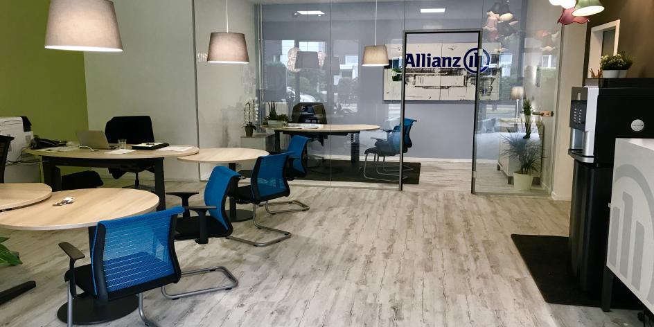 Allianz Versicherung und Baufinanzierung Jens Schmidt