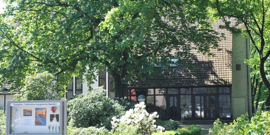 Evangelisch-Freikirchliche Kreuzgemeinde Bremen, Baptisten