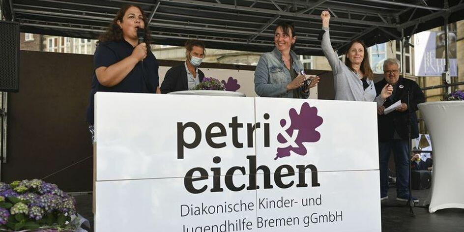 Petri&Eichen, Diakonische Kinder- und Jugendhilfe Bremen gGmbH