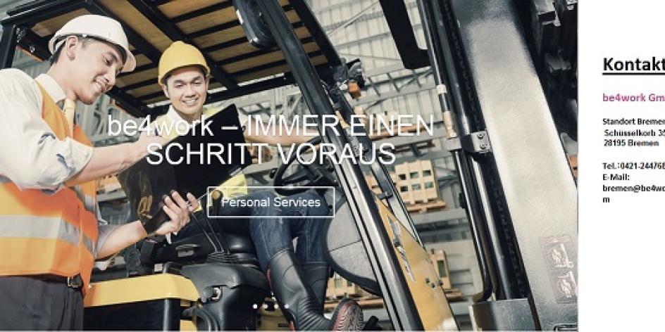 be4work GmbH