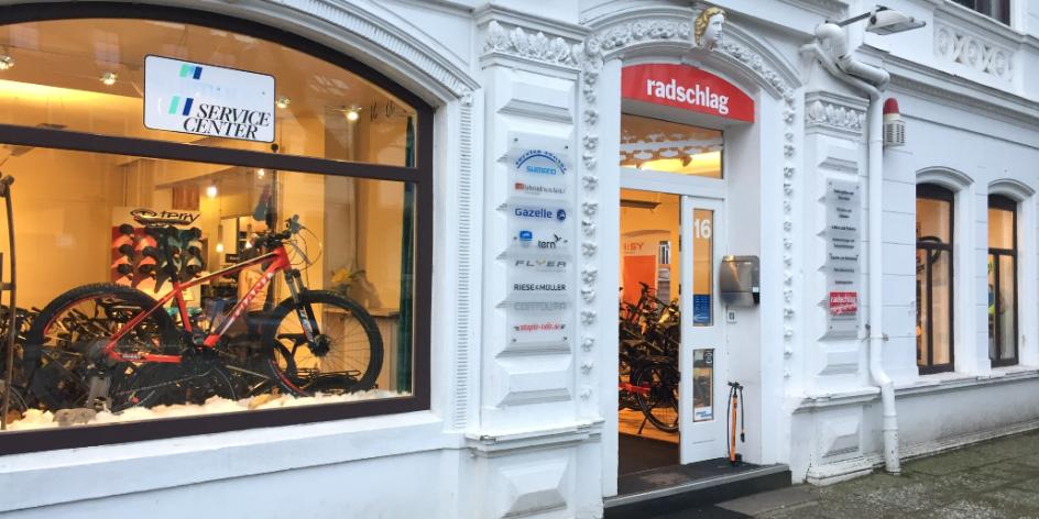 radschlag Bremen – Fahrradhandel & Fahrradwerkstatt