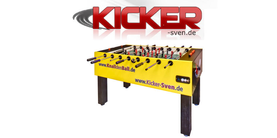 Kicker-Sven
