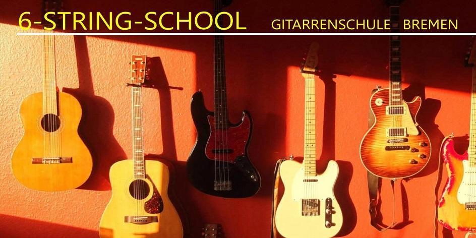 6-String School Gitarrespielenbremen