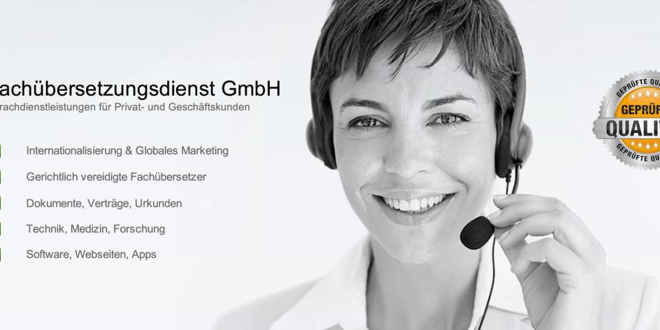 Fachübersetzungsdienst GmbH Bremen