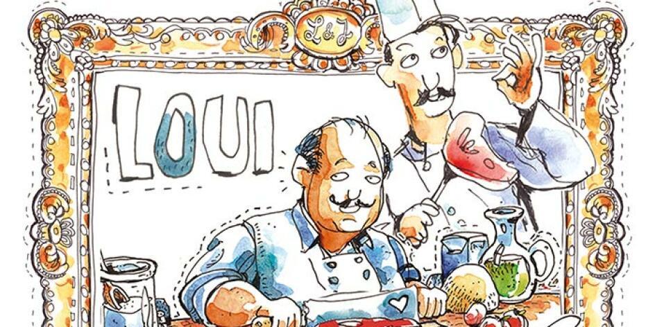 Loui & Jules Grillboutique