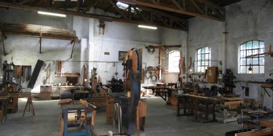 Tischlerei-Museum