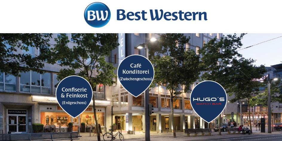 Best Western Hotel zur Post Bremen