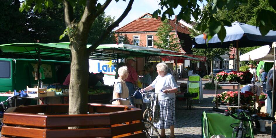 Wochenmarkt Lilienthal
