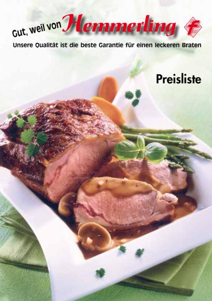 Angebot: Partyservice / Catering