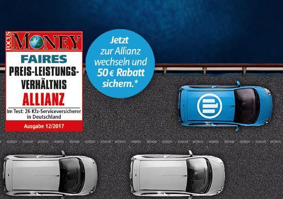 Angebot: Neue Autoversicherung der Allianz - Allianz Versicherung Jens Schmidt in 28277 Bremen