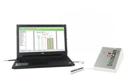 Angebot: Bioscan-Vital-Analyse