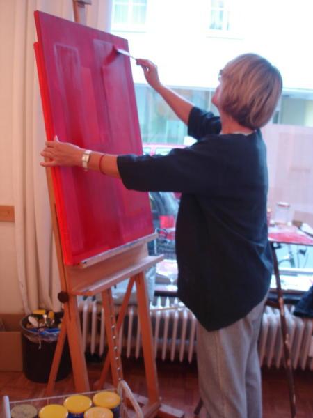 Angebot: bildende Kunst / Kurse, Kunsttherapie/-pädagogik