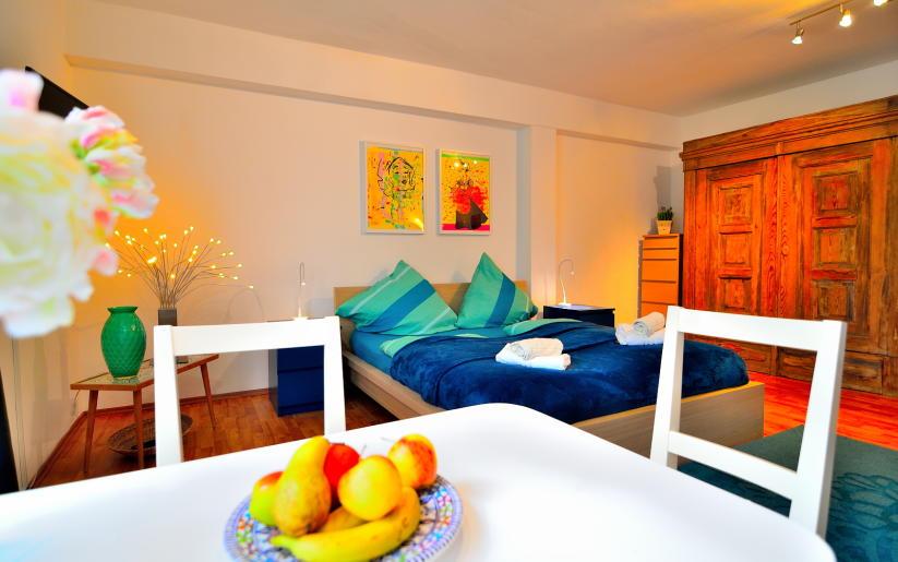 Angebot: Gästezimmer in der City ARTEP17 Gästehaus
