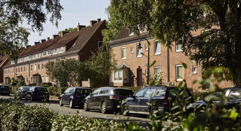Angebot: Gemütliche Dachgeschoss-Wohnung in Kattenturm