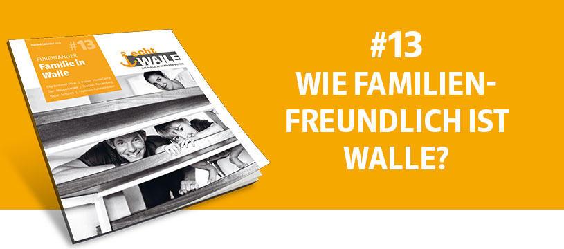 Angebot: 5% Neukundenrabatt > Anzeigen im ECHT WALLE Magazin