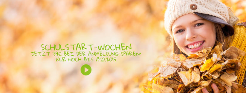 Angebot: Schulstarterwochen bei alerno - jetzt 39 € sparen!*