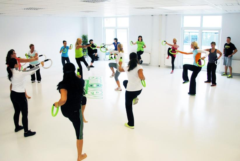 Angebot: smovey Fitness Kurse