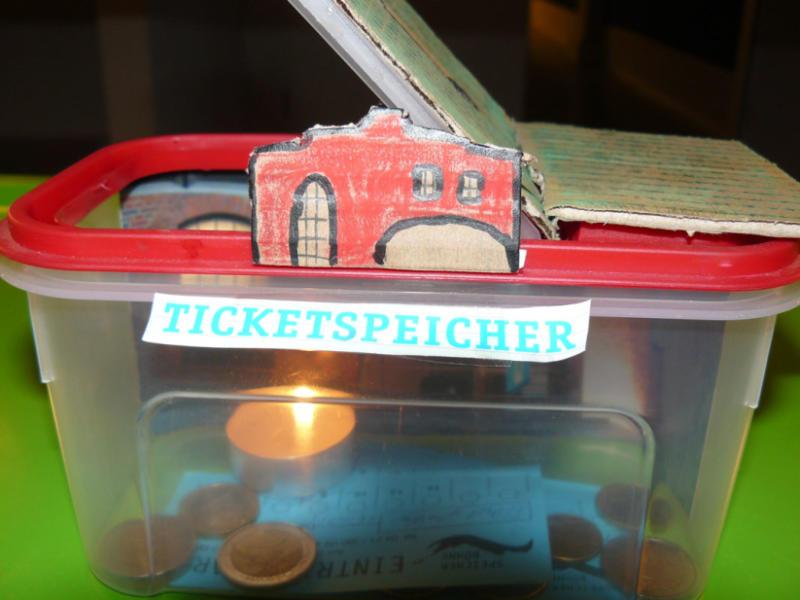 Angebot: Ticketspeicher - Tickets für alle
