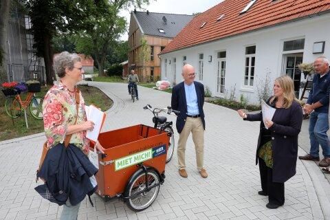 Fahrradquartier Ellener Hof ist auf den Weg gebracht
