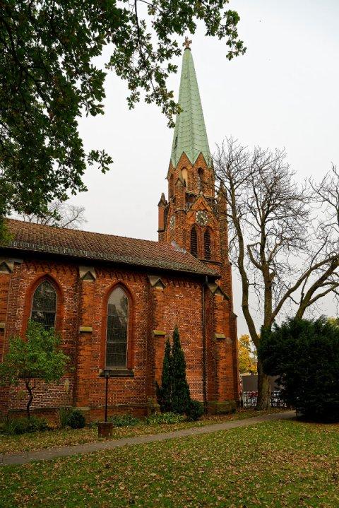 Alt-Hastedter Evangelische Kirche
