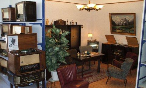 Rundfunkmuseum Eine Zeitreise Durch Die Rundfunkmedien