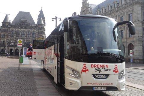 Barrierefreie Stadtrundfahrt – mit Rollstuhl durch Bremen