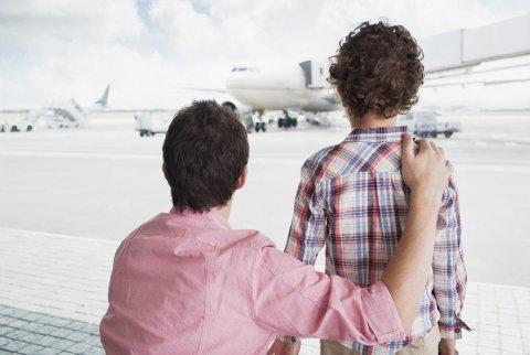 Flughafenführung für Kinder (Foto: Flughafen Bremen GmbH)