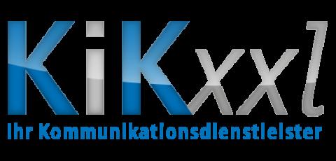 Logo der KiKxxl GmbH