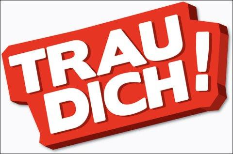 """Logo von """"Trau dich!"""" - Bundesweite Initiative zur Prävention des sexuellen Kindesmissbrauchs"""