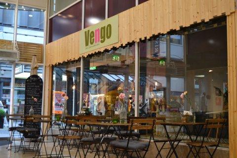 Restaurant Vengo im Citylab Außenansicht