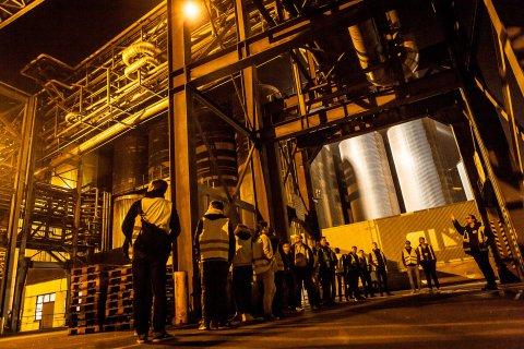 Rundgang bei der Langen Nacht der Industrie (Quelle: prima events gmbh / Arne Vollstedt)