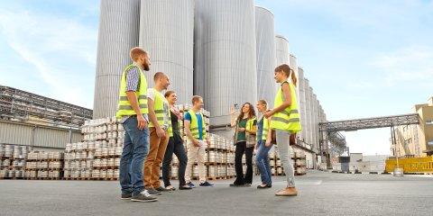 Brauerei-Führung bei Beck's in Bremen