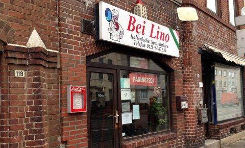 Pizzeria Bei Lino Außenansicht