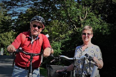 Gewinner der Aktion 1-Million Radkilomter für Bremen