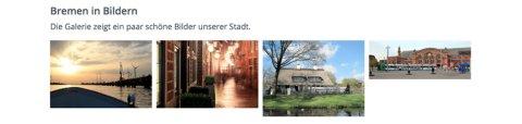 Bildergalerie Visitenkarte Beispiel