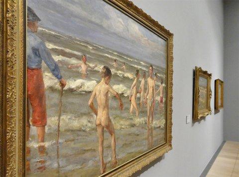 Liebermann-Ausstellung in der Kunthalle