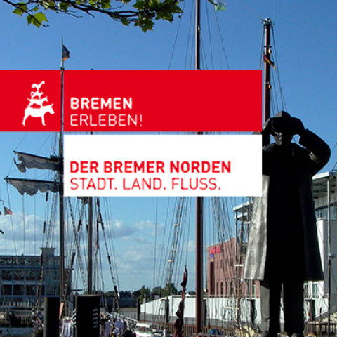Aufnahme vom Hafenmuseum in Vegesack