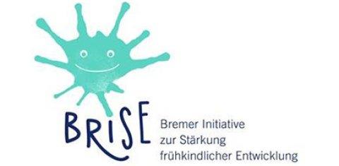 Logo: BRISE - Bremer Initiative zur Stärkung der frühkindlichen Entwicklung