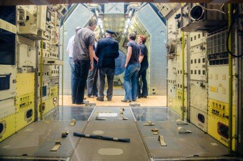 Raumfahrt-Führung bei Astrium in Bremen