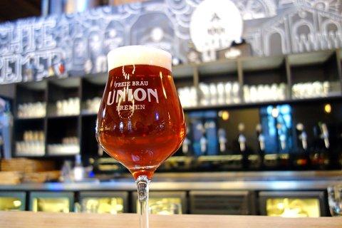 Rotbier der Union Brauerei Bremen
