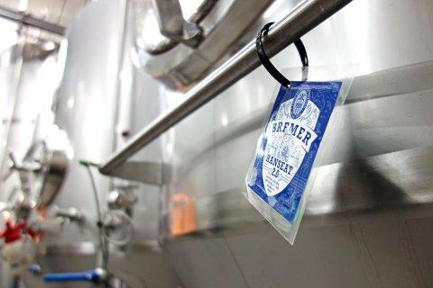 Gär- und Lagerkeller der Union Brauerei