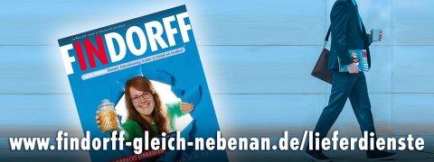 Blaue Abbildung von Findorff nebenan kaufen