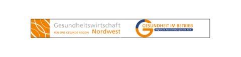 Logo Gesundheitswirtschaft Nordwest e.V. / Regionale Koordinierungsstelle
