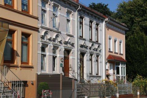 Häuser in Gröpelingen (Quelle: WFB/bremen.online)