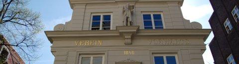 Das Haus der Wissenschaft in Bremen.