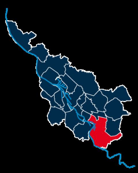 Stadtteil Polygon Hemelingen