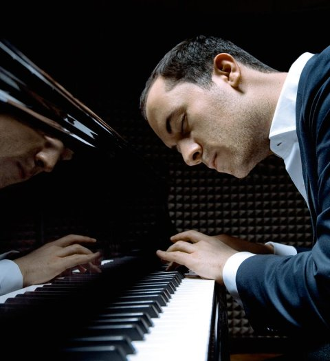 Igor Levit am Klavier