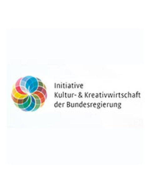 Initiative Kultur- und Kreativwirtschaft der Bundesregierung - Logo